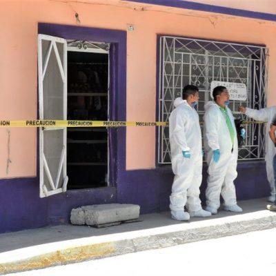 Asesinan a septuagenaria en Ciudad del Carmen