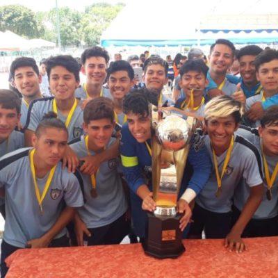 Estados Unidos obtiene su primera copa Tuzos al vencer a equipo veracruzano