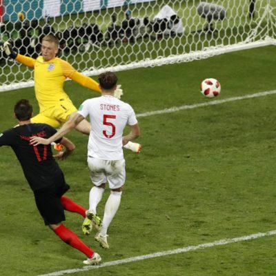 RUSIA 2018│Croacia derrota a Inglaterra en la prórroga y jugará la final del mundial contra Francia