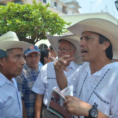 Pide Cuitláhuac despejar dudas en diputaciones; mañana recibirá constancia de mayoría