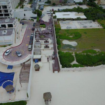 Rompeolas: Morena, clave para evitar la privatización de playa 'Marlin'
