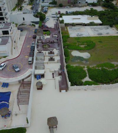 SE DESLINDA REMBERTO DE VENTA DE PREDIO EN PLAYA MARLIN: Argumenta Alcalde que deshacerse del Lote 19 es iniciativa de la 'Mesa de Seguridad y Justicia' de Cancún e Isla Mujeres