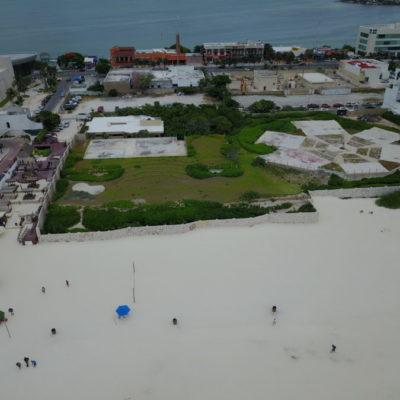 DE CONCESIÓN FALLIDA A VENTA DE GARAGE: Después de 22 años de recibir donación de valioso predio de acceso a playa Marlin, el Ayuntamiento de BJ no supo aprovechar su utilidad y ahora busca rematarlo con el pretexto de la seguridad