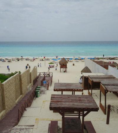 Rompeolas: Prácticamente descartada la opción de la venta del lote 19 de playa Marlin