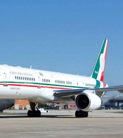 Falla a EPN avión presidencial de más de 200 millones de dólares; viajó hoy a Jalisco en 'nave de reserva'