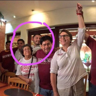 COMIENZAN LAS EXPULSIONES EN EL PRD: Incluyen en la lista de los 'desleales' a Erick Bustos, delegado en Cancún que apoyó a la morenista Laura Beristaín