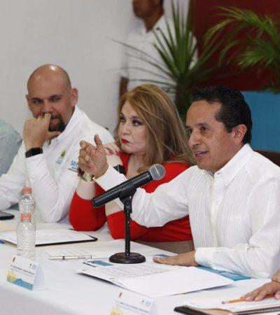 ¿VOTO DE CASTIGO EN QR?: Dice Gobernador que cada ciudadano determinó el sentido de su voto; defiende los 'cambios profundos' en su administración
