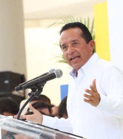"""""""No hay voluntad del gobernador Carlos Joaquín para combatir la inseguridad"""", afirman empresarios de Cancún y Puerto Morelos"""