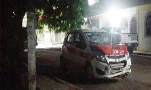Muere atropellado por un taxi popular travesti de Acayucan conocido de noche como 'Diosa Akhasha'