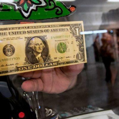 GOLPEA PESO AL DÓLAR: Se vende hasta en $18.92 en la CDMX; prevén que podría apreciarse aún más