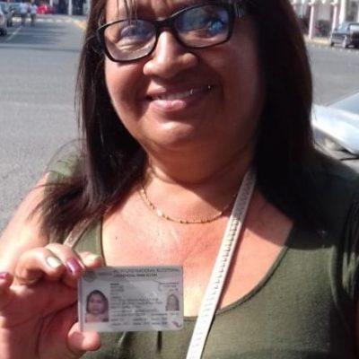 Cancunense estaba formada para votar en Tabasco, pero resultó que ya lo 'había hecho' en Quintana Roo
