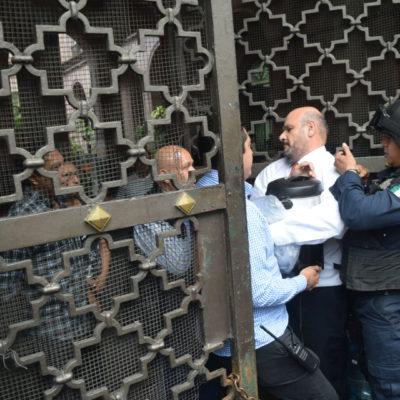 Acusan persecución de Yunes Linares a empresarios que reclaman pagos al gobierno de Veracruz