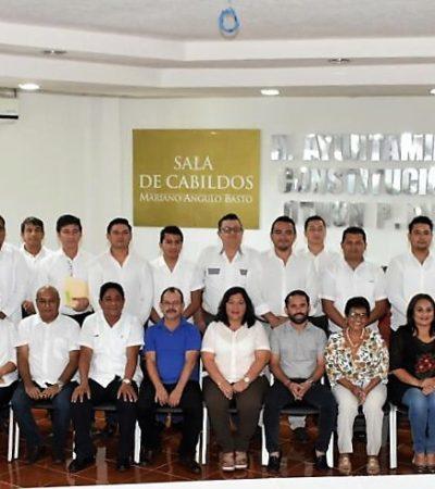 Inicia entrega-recepción en Othón P. Blanco