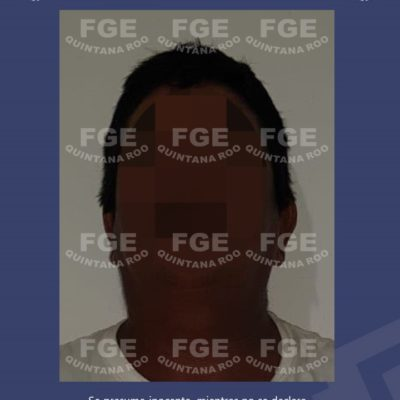 La FEIDCS inicia investigación contra detenido en Playa del Carmen por narcomenudeo