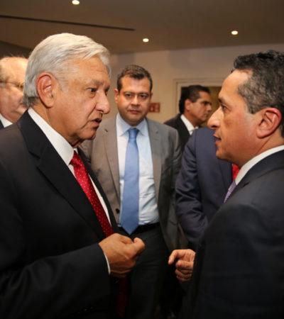 """NINGÚN GOBERNADOR SE OPUSO"": Pese a diferencias, la Conago pacta colaborar con planes de López Obrador"