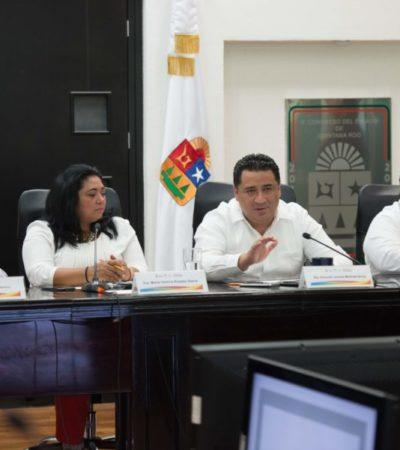 Revisa Congreso el funcionamiento del Sistema Estatal Anticorrupción