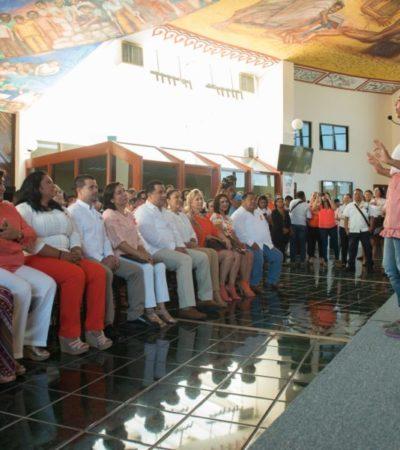 Promueve Congreso con monólogo, reconocimiento al trabajo doméstico
