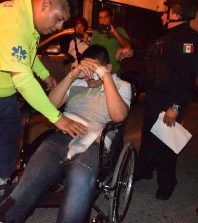 TRATARON DE MATAR A PRESUNTO LÍDER NARCO EN CANCÚN: Balacera ayer en la Gran Plaza, ataque contra 'El Fayo', supuesto líder local del Cártel del Golfo