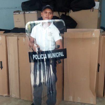 El municipio de José María Morelos recibe por primera vez 11 mdp del Fortaseg