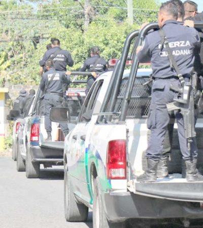 Refuerzan seguridad en Corredor Turístico Ocosingo-Palenque para inhibir atracos a turistas