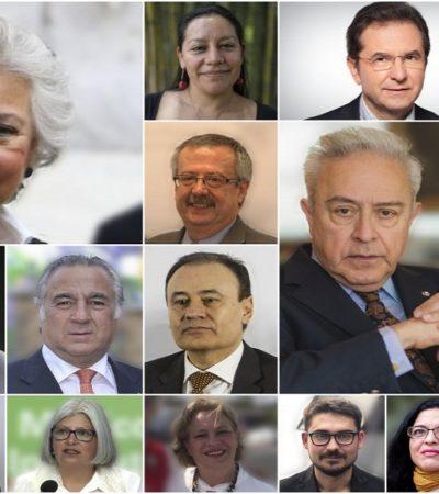 CONÓZCALOS: Con ellos gobernará López Obrador