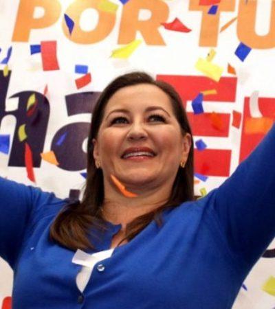 Insisten instituto electoral de Puebla y PAN en declarar ganadora a esposa de Moreno Valle