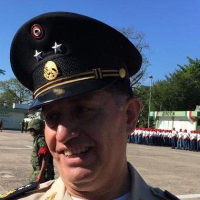 'Ofende e indigna' a Comandante de la 30ª Zona Militar versión de que busca ser titular de Sedena