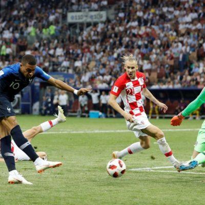 RUSIA 2018 | Francia se corona campeona del mundo del balonpié 20 años después derrotando a Croacia 4 a 2
