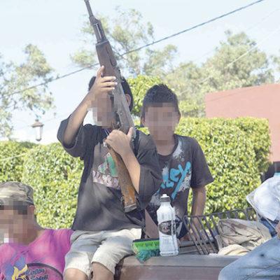 ARRANCA CONSULTA PARA PACIFICACIÓN: Descartan amnistía a líderes e integrantes del crimen organizado