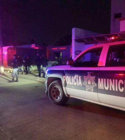 Hieren de bala a una persona en la Región 100