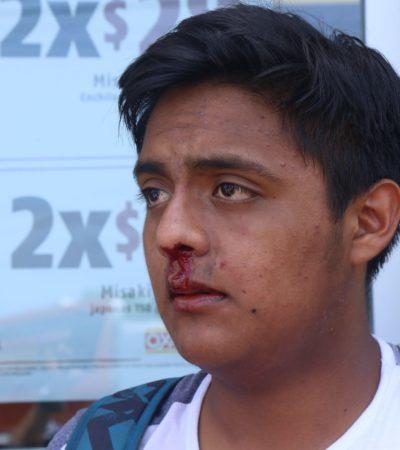Agreden a candidata a Diputada local de Morena y a su hijo en Campeche