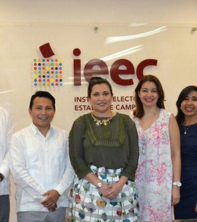 Señalan complicidad entre IEEC y gobernador para arrebatar diputaciones y alcaldías en Campeche