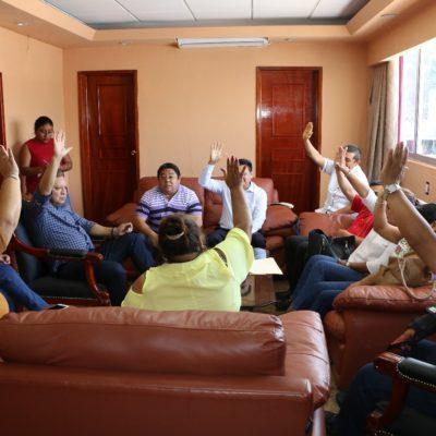 Aprueba Cabildo de Lázaro Cárdenas consulta para decidir futuro de alcalde de Chiquilá