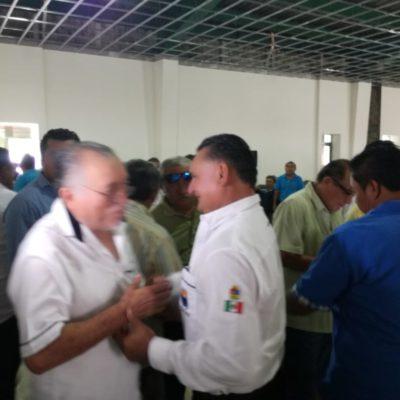 Dan 'golpe de estado' a Miguel Alonso Marrufo en el sindicato de taxistas de Cozumel