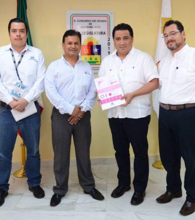 El Congreso de Quintana Roo es el primero en el país en cumplir con información para el Censo Nacional, confirma INEGI