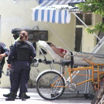 OTRA EJECUCIÓN EN LA 95: Balean a un joven en Cancún y muere en el hospital