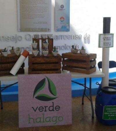 Preparan instalación de planta recicladora de colillas de cigarro en Playa del Carmen