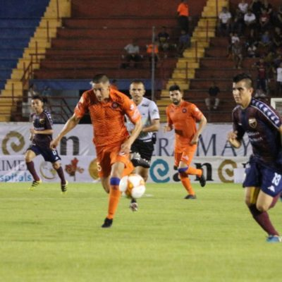 PRIMERA VICTORIA EN CASA: Atlante golea 4-1 a Correcaminos