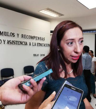 De cara al cierre de administración federal, viajará secretaria de Educación a la CDMX para iniciar la gestión del presupuesto del próximo año