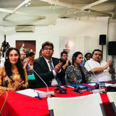 Autoridades otorgan facilidades a ciudadanos beliceños para estancias en México