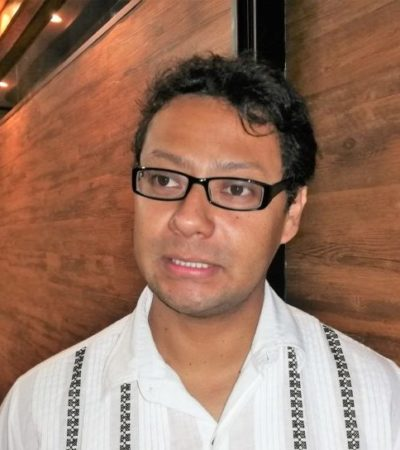 Incrementa el apoyo para emprendedores, asegura Jonathan Pérez, coordinador de Promoción Económica del estado