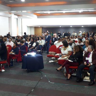 Diputados federales electos de Morena, se capacitan en Ciudad de México