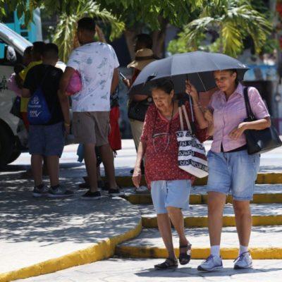 Por ola de calor, autoridades locales hacen recomendaciones a la población
