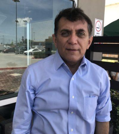 Dice Miguel Ramón Martín Azueta que derrota del 'Frente' el pasado primero de julio fue un voto de castigo contra el Gobierno de QR