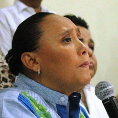Cristina Torres no acepta ventaja de Laura Beristaín en sistema PREP; asegura que los resultados la beneficiarán en su reelección