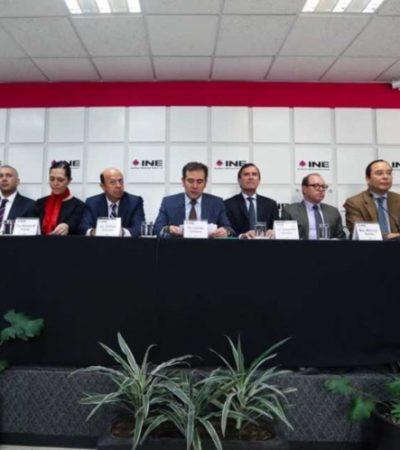 DEJA LA 'BRONCA' AL TEPJF: No constató INE uso electoral de fideicomiso, sólo financiamiento irregular