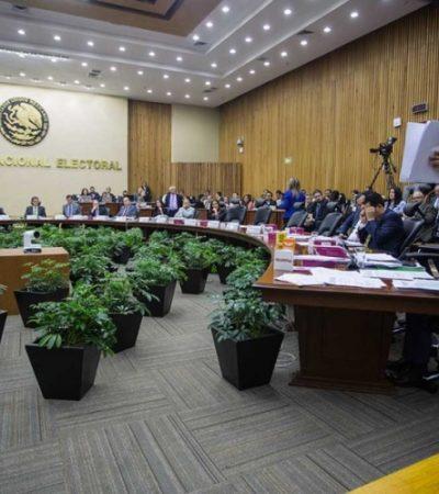 Podría INE multar a candidatos 'sospechosos' de 10 mil irregularidades aún no resueltas