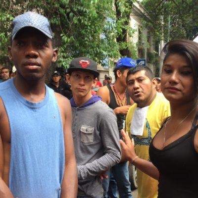 Aseguran en Chiapas a 23 centroamericanos indocumentados que viajaban en tren