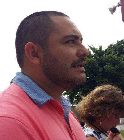 Acusa Issac Janix amenazas a sus representantes de casilla