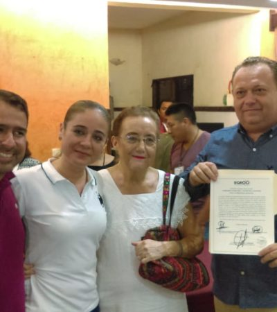 POLÉMICO CONTEO EN CARRILLO PUERTO: Dan constancia de mayoría a José Esquivel Vargas como presidente municipal electo